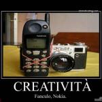 demotivational creatività