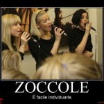 demotivational zoccole