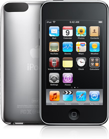 ipod touch telefonare