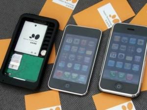 telefonare con ipod touch