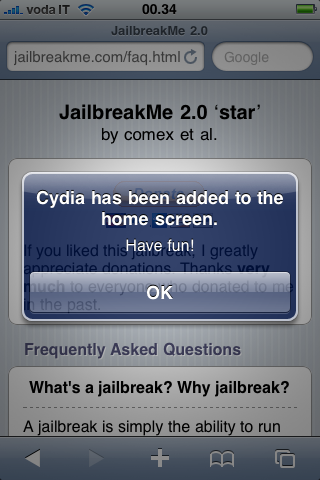 jailbreak completo iphone 4 3gs new boot