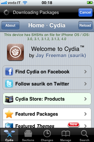 jailbreak iphone cydia 3gs