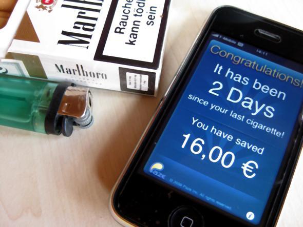 App per smettere di fumare