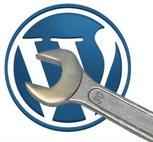 correggere allineamento immagini wordpress