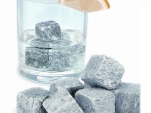 cubetti ghiaccio pietra