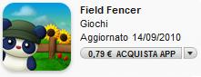 field-fencer-lista-tutti-giochi-game-center-per-iphone-4