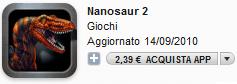 nanosaur-2-tutti-giochi-game-center-lista