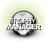Il logo di Trophy Manager