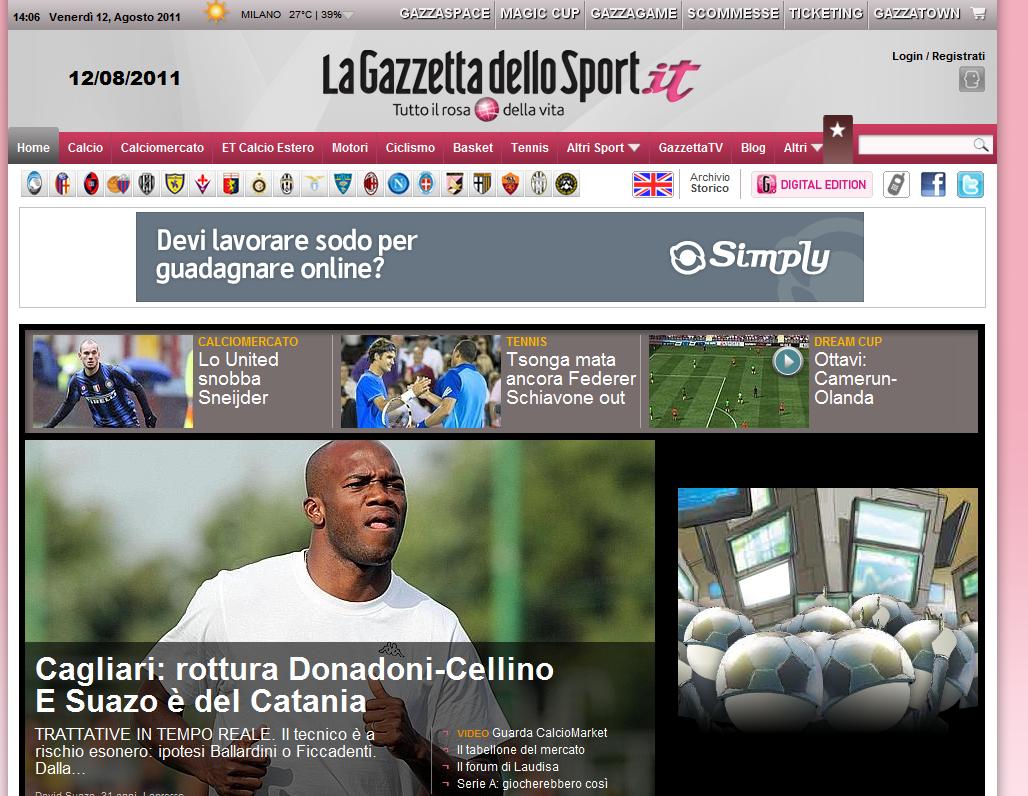 gazzetta2011