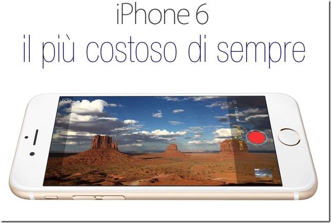 iphone-6-più-costoso-di-sempre
